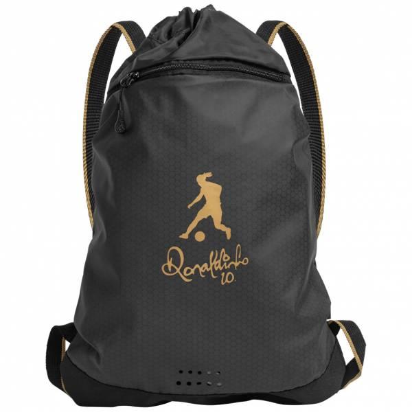 Ronaldinho Gym Bag Rucksack mit Reißverschluss 18197