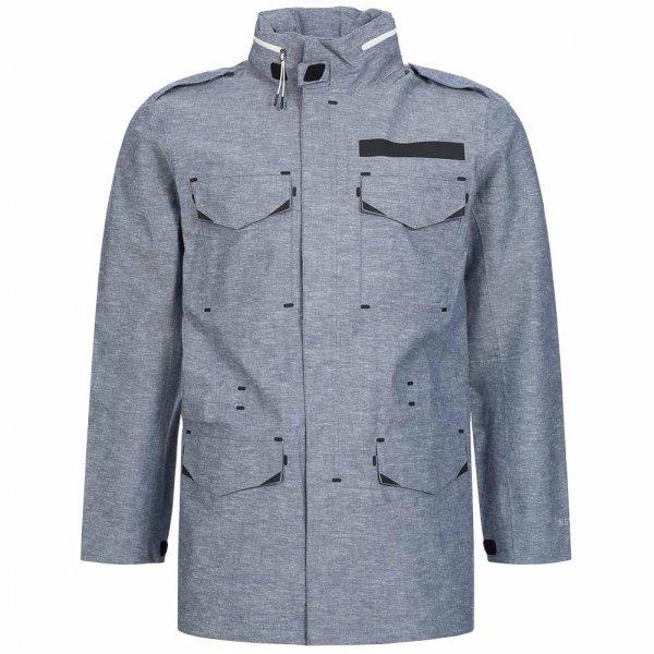 Nike NSW Chambray M65 Herren Designer Jacke 487630-410