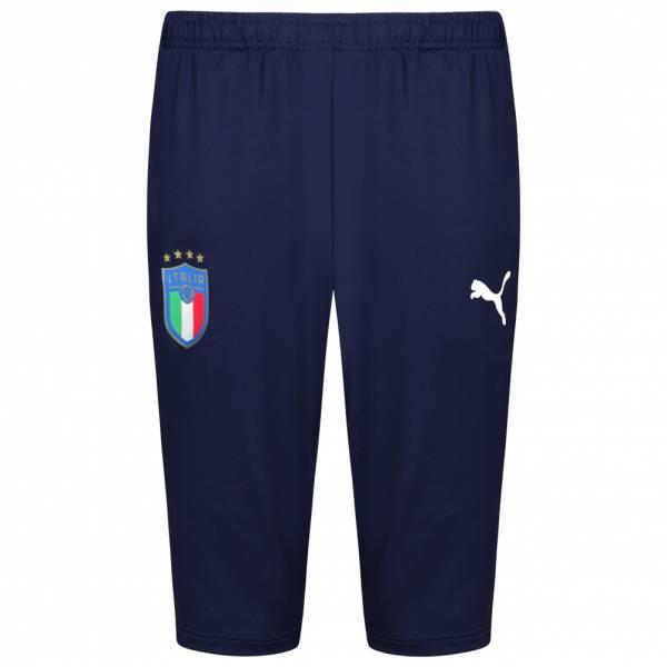 Italien PUMA Herren 3/4 Trainings Hose 752320-10