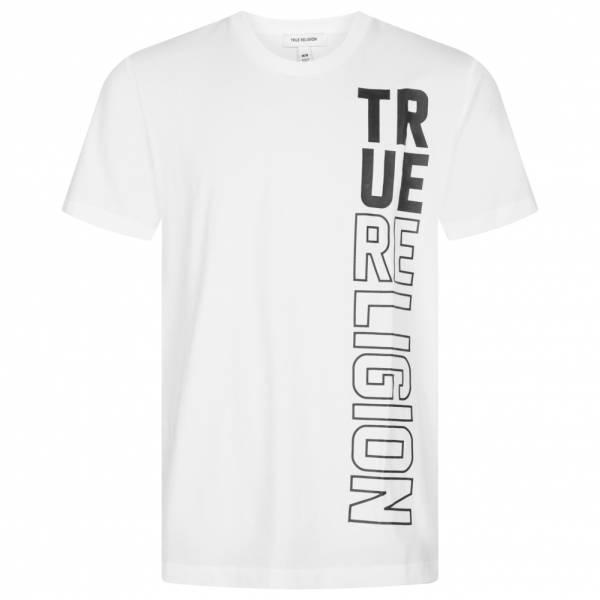 True Religion Vertical Logo Herren T-Shirt 104655-1700