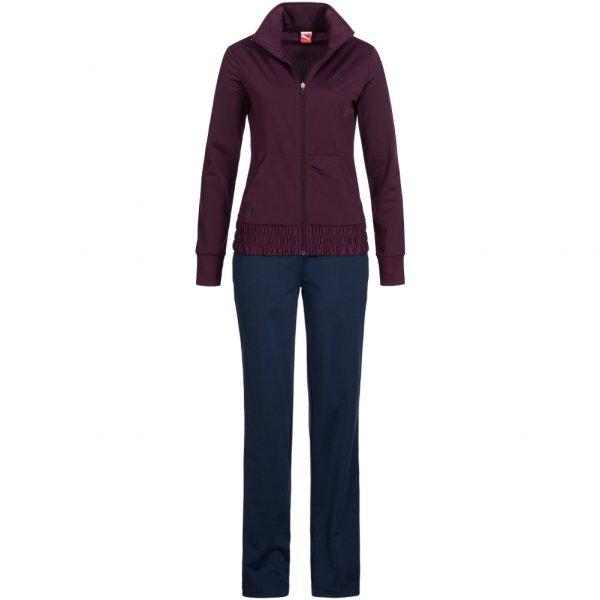 PUMA Damen Trainingsanzug Essentials Poly Suit 823893-61
