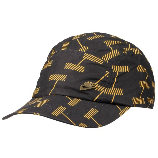 Nike Fusion Cotton Cap mit Metalllogo 253453-010
