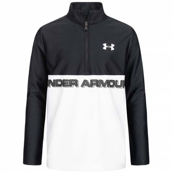 Under Armour Boys Tech 1/2 Zip Kinder Pullover 1328998-002