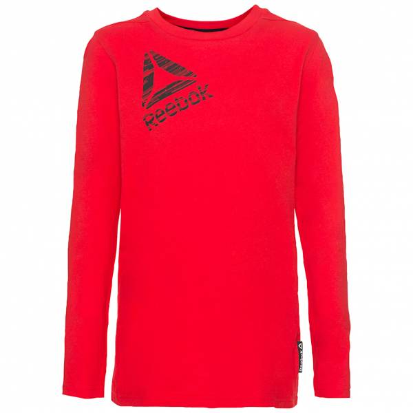 Reebok Essentials Kinder Langarmshirt BQ5136