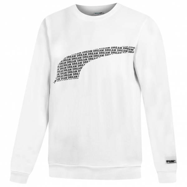 PUMA Avenir Graphic Herren Crew Sweatshirt 597339-02