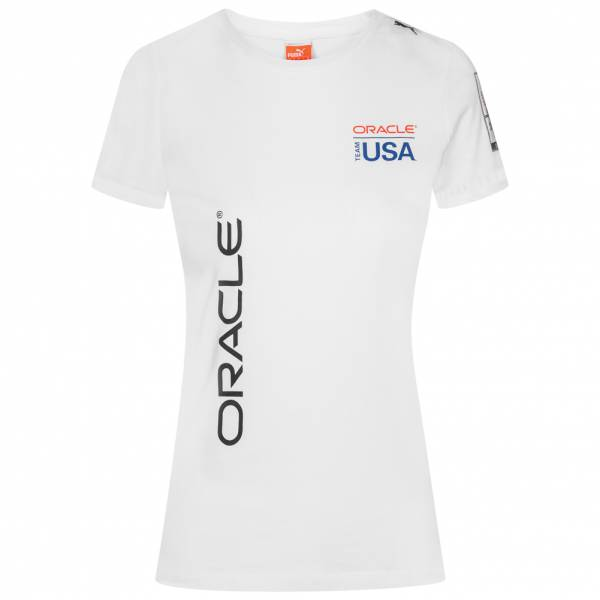 PUMA Oracle Racing Sailing Damen Bootsport Shirt 562737-06