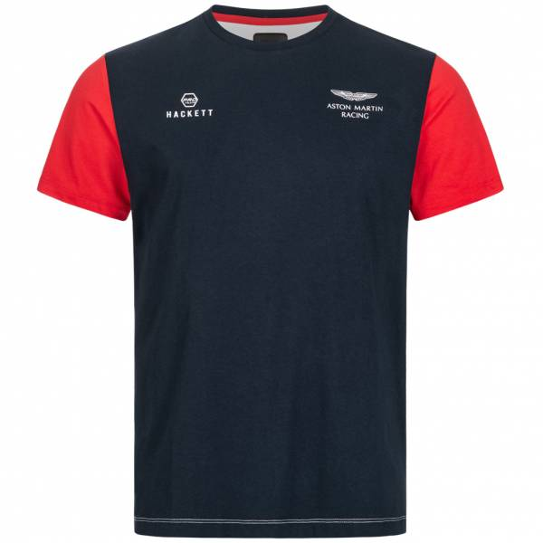 Hackett London x Aston Martin Racing Herren T-Shirt HM500458-5DC