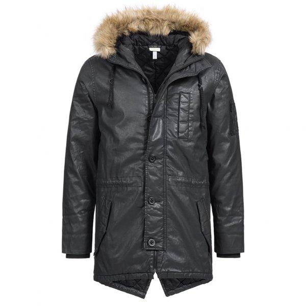 adidas neo coated jacked herren winterjacke s90298 sportspar. Black Bedroom Furniture Sets. Home Design Ideas
