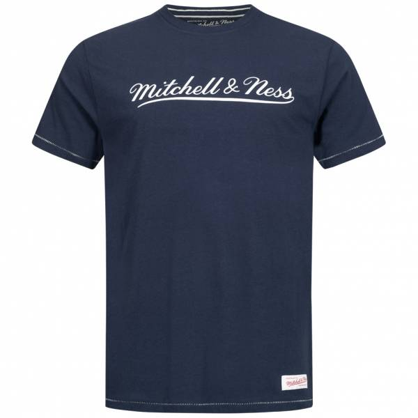Mitchell & Ness Tailored Men T-shirt TAILTEE-NVY