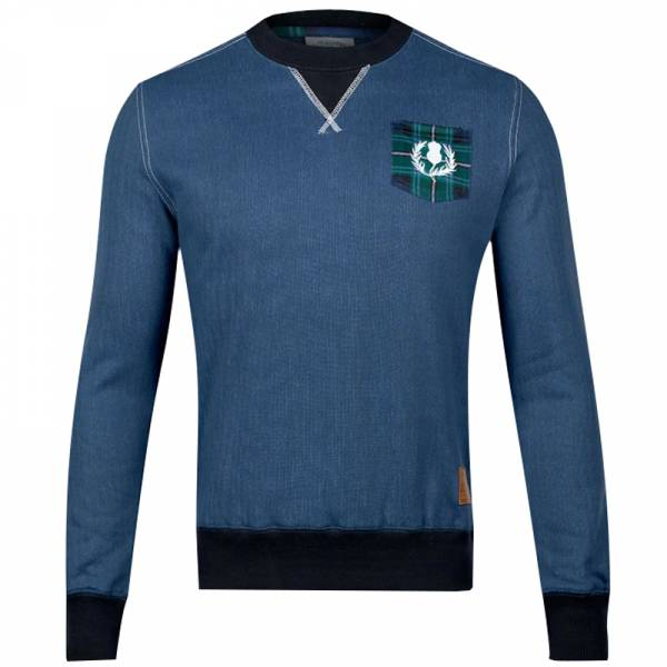 Écosse SRU macron Rugby Hommes Polaire Pull 58030376