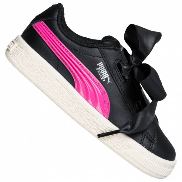 PUMA Basket Heart Jelly Niña Sneakers 368979-01
