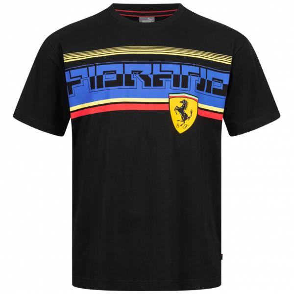 PUMA Scuderia Ferrari Hombre Camiseta 596139-02