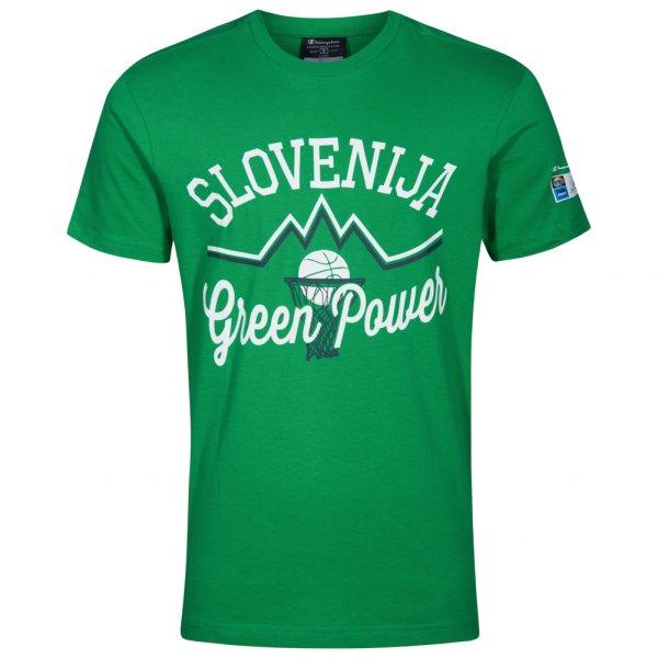 Slowenien Basketball Champion T-Shirt 702328-2051