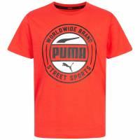 PUMA Alpha Summer Kinder T-Shirt 583011-11