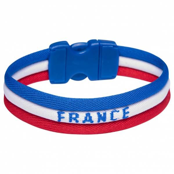 Frankreich adidas Flag Fan Bracelet Armband F49847