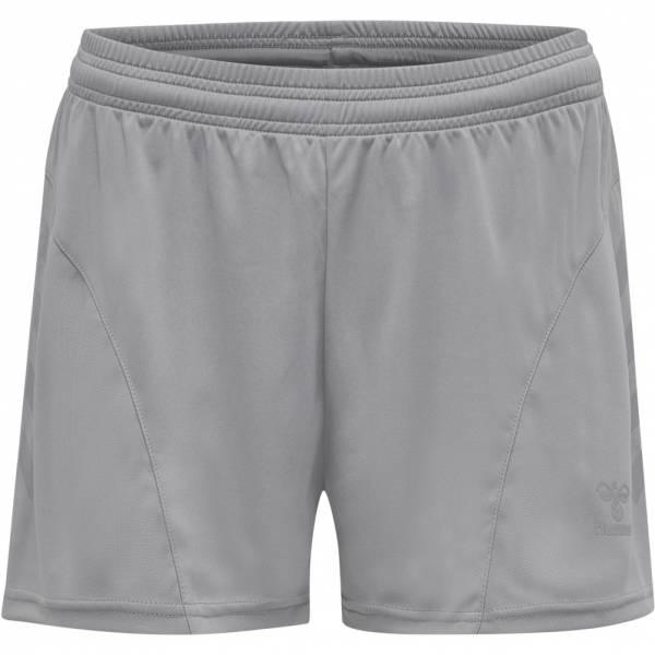 hummel hmlACTION Damen Trainings Shorts 208864-1100