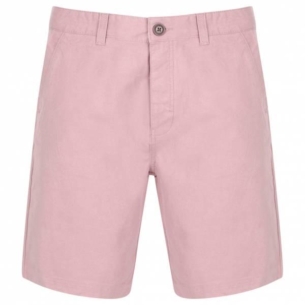 Tokyo Laundry Volcanic Herren Chino Shorts 1G10732 Woodrose