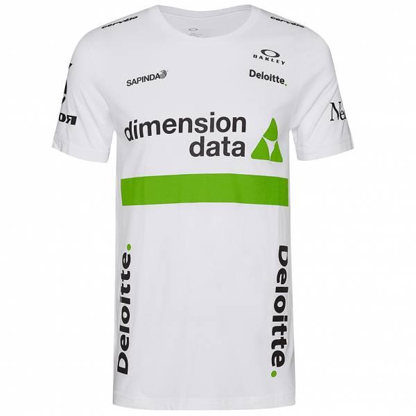 Oakley Team Qhubeka Dimension Data Herren Shirt 456738-100
