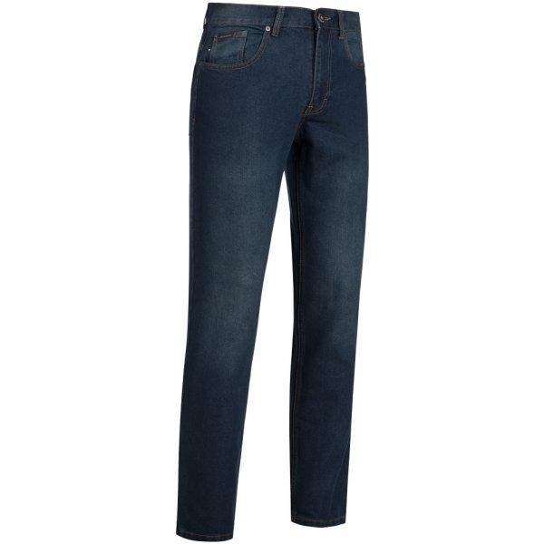 Pierre Cardin Herren 5-Pocket Jeans Straight Leg Dark Wash