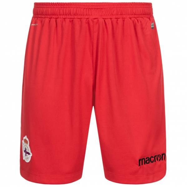 Deportivo La Coruna macron Herren Heim Torwart Shorts 58027007