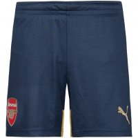 FC Arsenal London PUMA Kinder Auswärts Shorts 747579-08