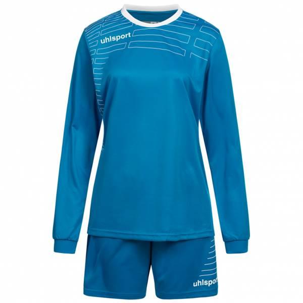 Uhlsport Match Dames Voetbaltenue Shirt met lange mouw met Short 100316910