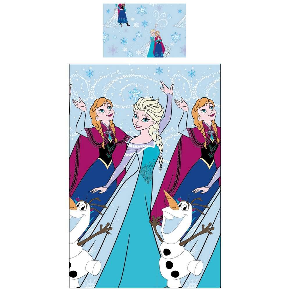 Die Eiskönigin Lights Bettwäsche Disney Frozen 135 X 200 Cm Sportspar