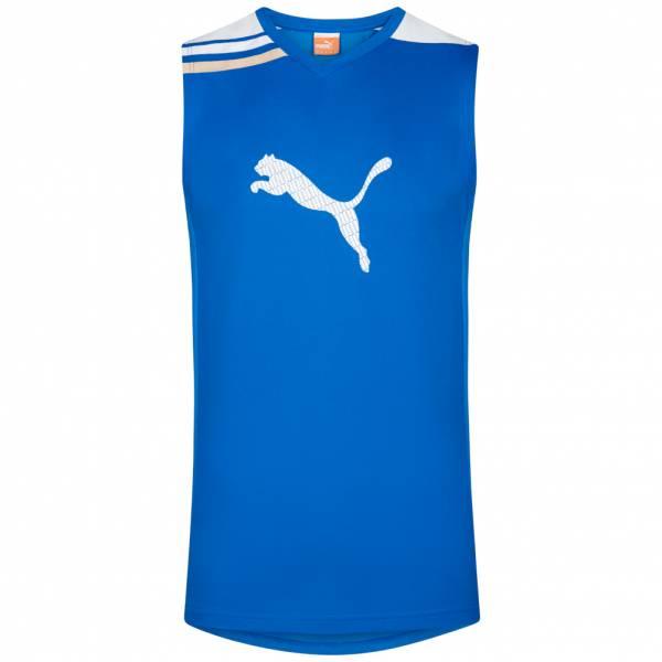 PUMA Esito Herren Trainings Tank Top Muskel Shirt 652598-02