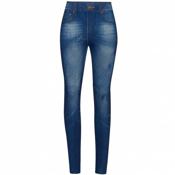 Nedac Damen Leggings im Jeans Look 199443 A