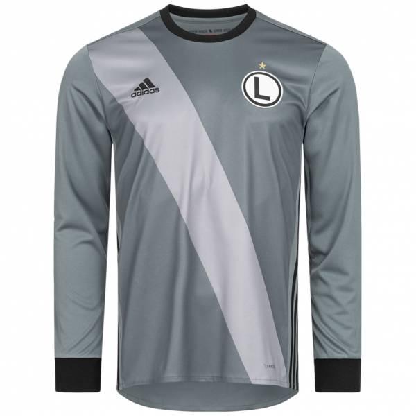 Legia Varsovie adidas Hommes Maillot à manches longues extérieur BP9476