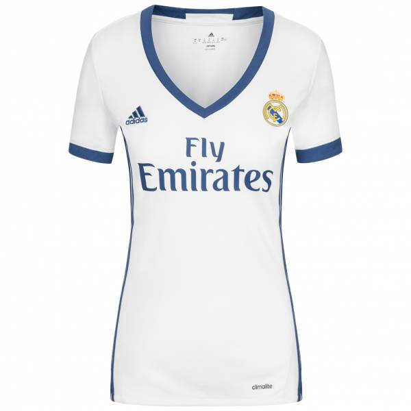 Real Madrid CF adidas Women Home Jersey AI5188
