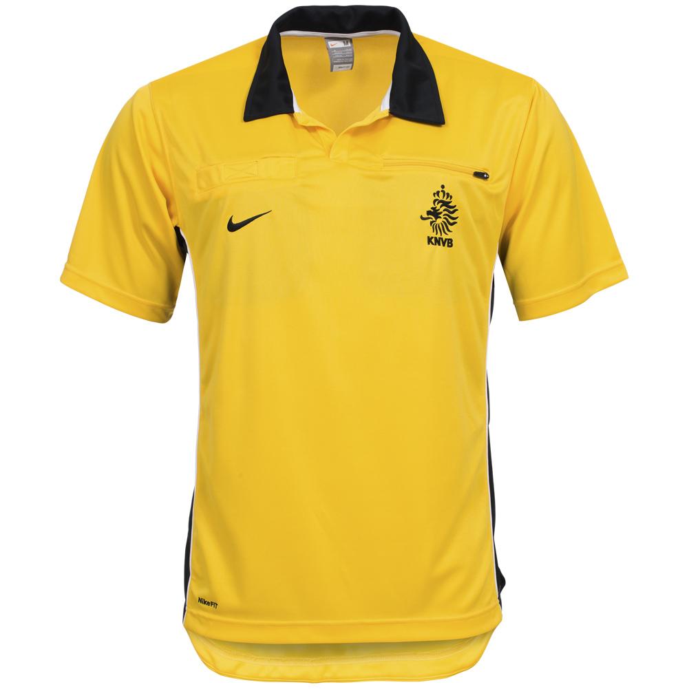 Nike Maillot d'arbitre Pays Bas KNVB Maillot d'arbitre