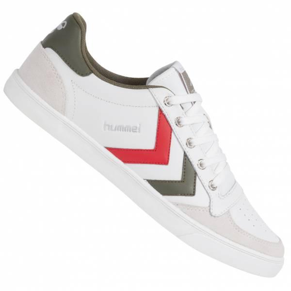 hummel SLIMMER STADIL LOW Leder Sneaker 204508-9208