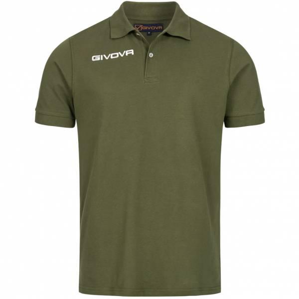 Givova Summer Heren Poloshirt MA005-0051