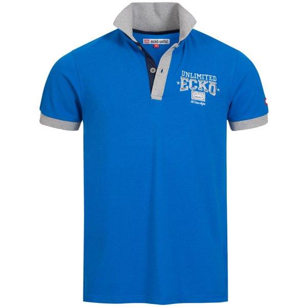 ECKO Unltd. Herren Magnum Polo Shirt