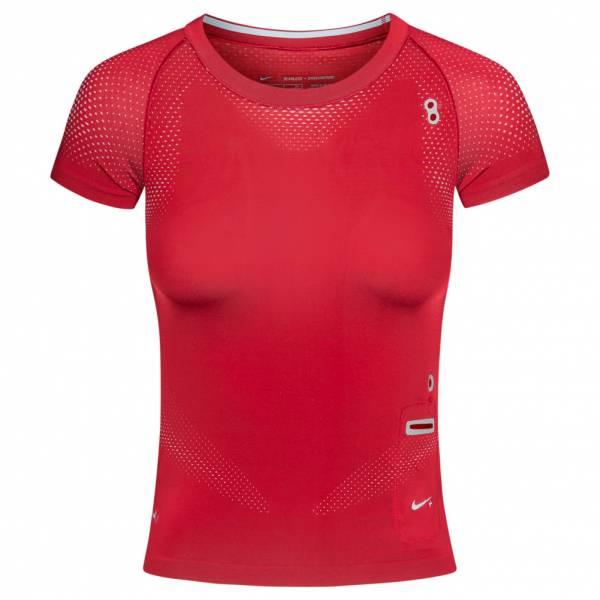 Nike Plus Seamless Pro Vent Cap Sleeve Damen Funktionsshirt 208651-655