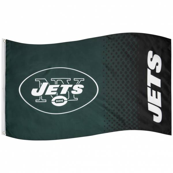 New York Jets NFL Bandiera Fade Flag FLG53NFLFADENJ