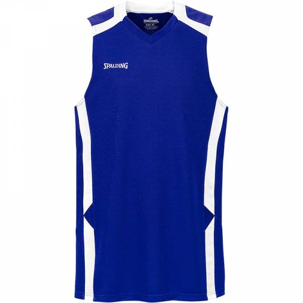 Spalding Offense Basketball Herren Tank Top Shirt 300213002