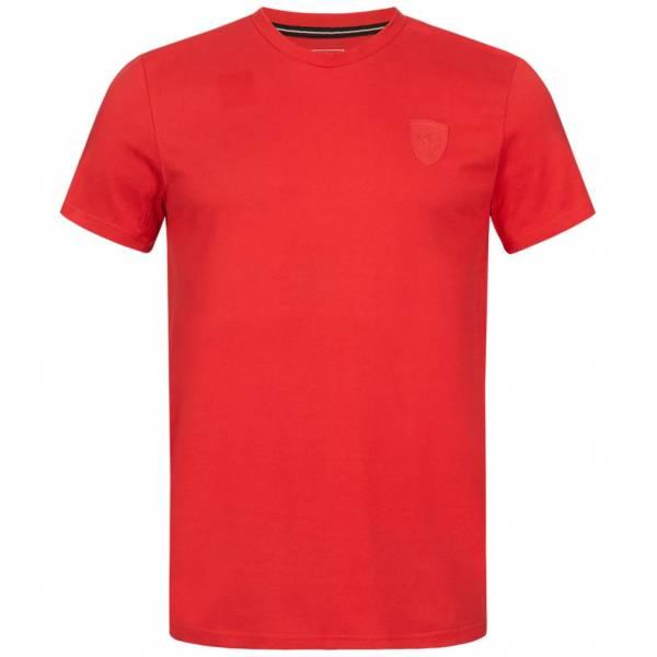 PUMA Ferrari Small Shield Tee Herren T-Shirt 571208-02