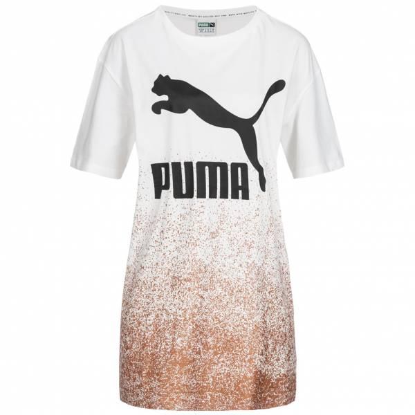 PUMA Kiss Artica Damen Long Tee T-Shirt 577423-02