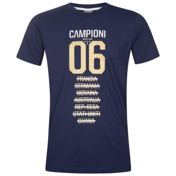 Italien PUMA Tribute Herren Fan T-Shirt 750487-04