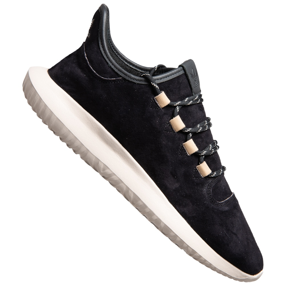 bb684075395f Preview  adidas Originals Tubular Shadow Suede Leather Trainers BY3568 ...