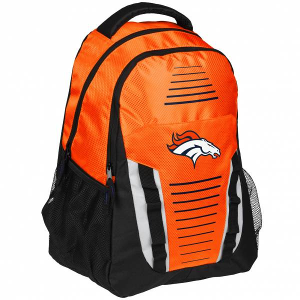 Denver Broncos NFL Backpack Backpack BPNFFRNSTPDB