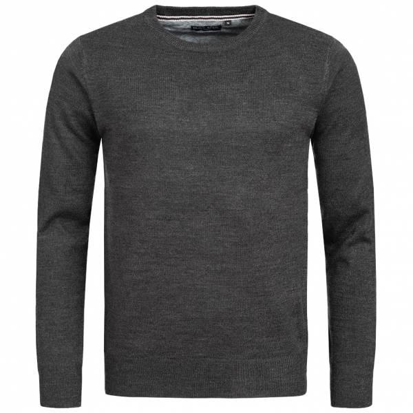 BRAVE SOUL Parsec Crew Neck Herren Sweatshirt MK-279PARSECX1 Dark Charcoal