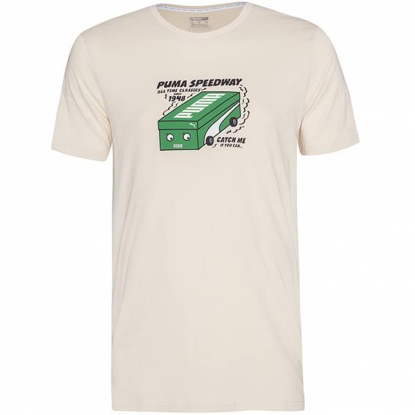 PUMA Graphic Streetwear Q2 Herren T-Shirt 598627-65