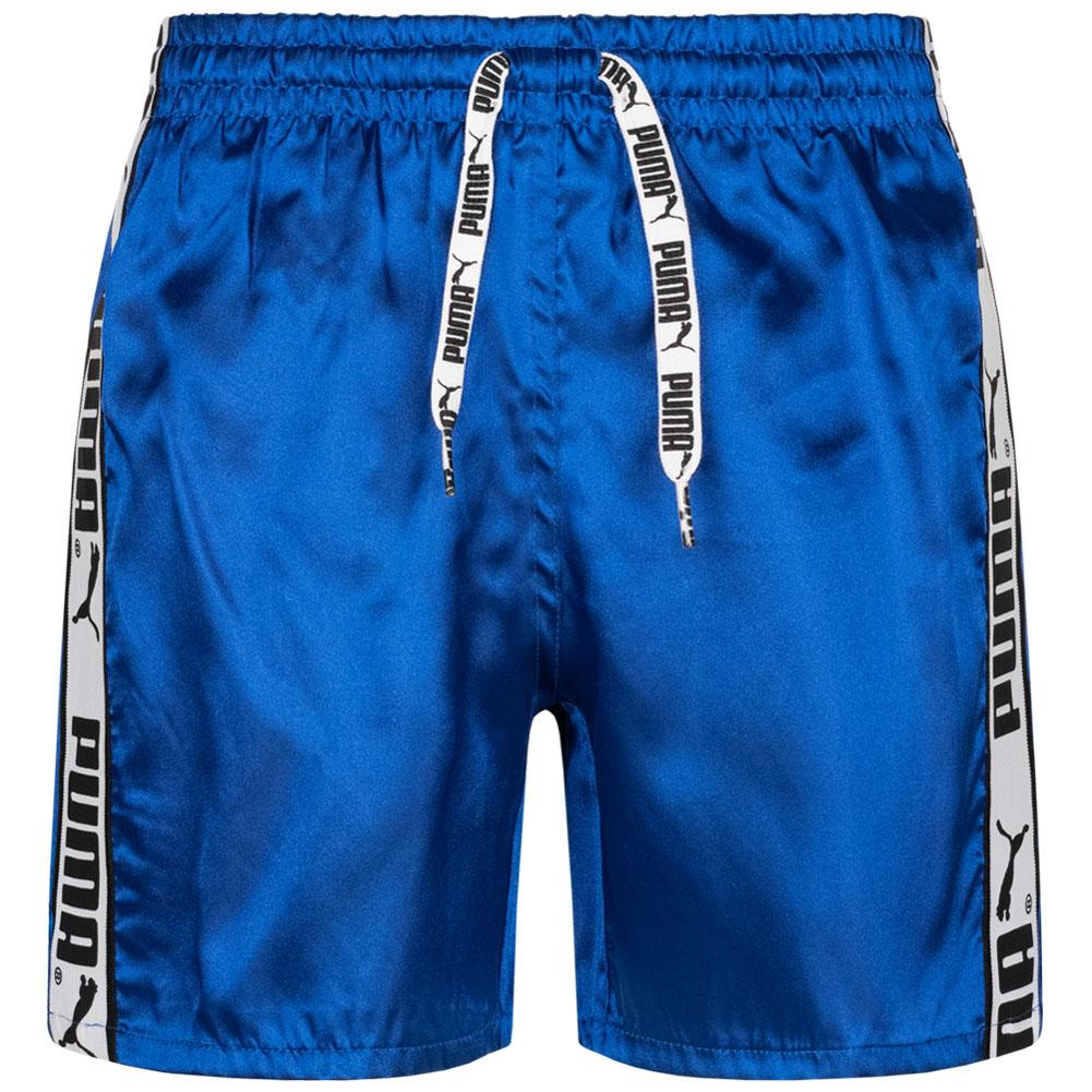 PUMA Stripe Kinder Glanz Shorts 805895-03