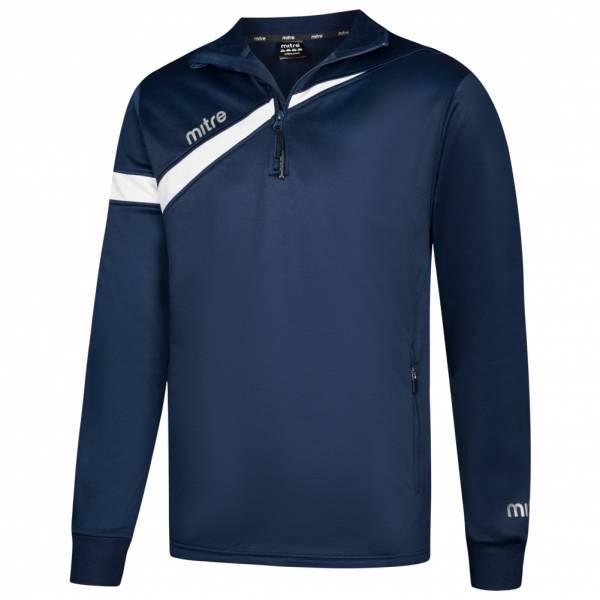 MITRE Polarize 1/4 Zip Herren Trainings Sweatshirt T60011-NE7