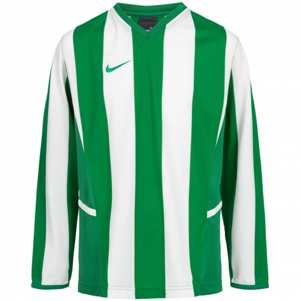 Nike Dzieci Barca Stripe Koszulka z długim rękawkiem 492443-302
