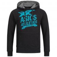 ASICS  Herren Kapuzen Sweatshirt Hoody 126835-0904