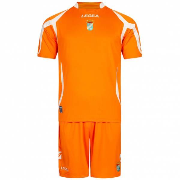 Xerez Club Deportivo Legea Trzeci zestaw piłkarski z koszulką z krótkim rękawkiem i spodenkami